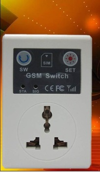 GSM Phone PDA Remote Socket Control Power Switch  ,free shipping
