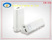EMS Free Shipping For 6600mAh Sunshine Power Bank For Mobile Phone Devices iphone 4 ipod MP3 MP4 PSP