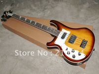 Musical instruments Newest Left Hand R 4 Strings Electric Bass TS Sunburst Free shipping