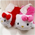 Free Shpping Hello Kitty Paper Hanky Box / Paper Towel Carton / Towel Sets / Tissue Paper Towel Tube sets of Auto Supplies,Faci