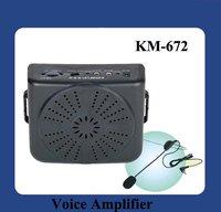 DHL Free Shipping 15W Teacher Speaker System KM-672