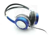 COLORFUL HEADSET FOR COMPUTER AND MINI MUSIC PLAYER