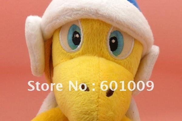 "Free Shipping EMS 20/Lot Super Mario Plush Toy Koopa Troopa Boomerang 8""/20cm Stuffed Animal Wholesale"
