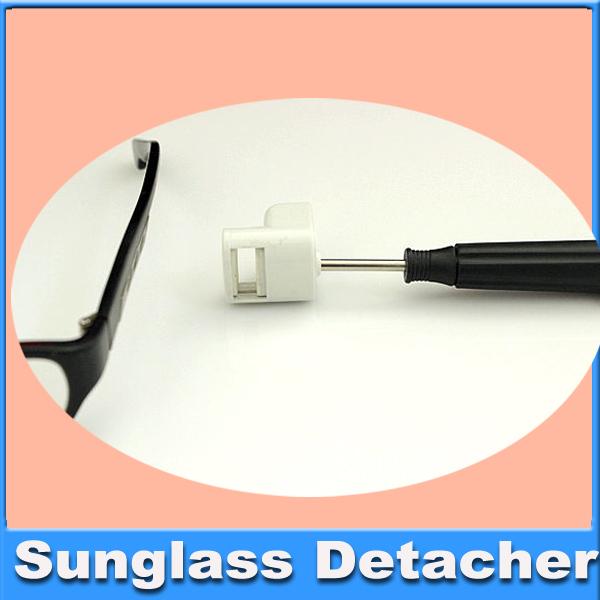 10pcs sunglass detacher for eas sunglass tag optical tag opener removel hot selling(China (Mainland))