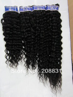 1pc Cheap Malaysian Curly Virgin Hair Extensions Queen Malaysian Virgin Hair Top Quality 12-28inch 100g/piece color#1b