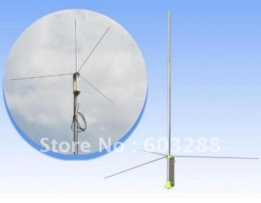 5w-100W 1/2 wave FM Transmitter GP Antenna BNC SL16 for 5w,7w,15w,30w,50w,100w fm transmitter(China (Mainland))