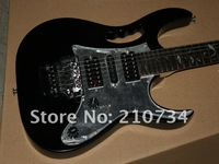 Wholesale -77V black best-selling electric guitar in stock