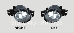 Fog light for 2005 2006 Nissan Altima High Quality with Wire Harness Switch Screw(China (Mainland))