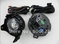 High Quality Fog light for 2004 Nissan Navara fog lamp Kit Free Shipping