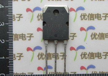 20PCS/LOT NEW D1047 High-power amplifier audio amplifier transistor TO-3P & Triode