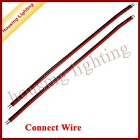 15CM 2Pin Cable, RGB Cable, 2P Cable for  LED, 200 Piece/Lot [Housing Lighting]