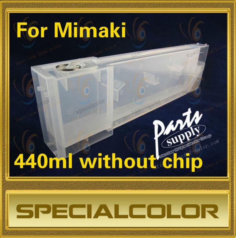 mimaki DX4/DX5 JV33/JV5 Printer Refill ink cartridge (400ml without chip)(China (Mainland))