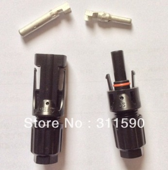 MC4 connector solar cable connector , solar power accessories Cable Assembly