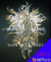 LR014--Modern Handicraft Glass Chandeliers Ceiling Lamp