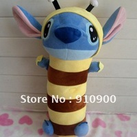 Super cute hot sale plush toy doll Stitch interstellar baby changeable bee plush pillow 50cm good for gift 1pc