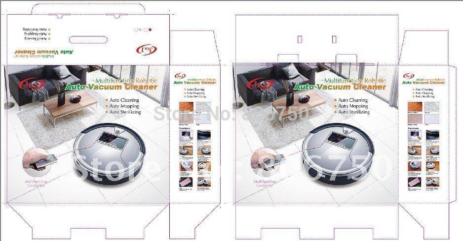 For Russian/ Big LCD Screen/Big Rubblishi Box 1L, Li-ion Battery 3 In Multifunction Auto Vacuum Cleaner M-788A ,UV lights
