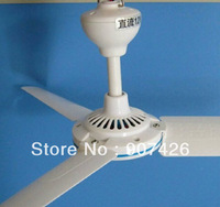 Free shipping wholesale Mini ceiling fan / DC motor ceiling fan 12pcs/lot