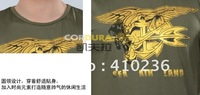 Free Shipping New Arrival Summer 101st Airborne Division   T-shirt  M16T T-Shirt black&green