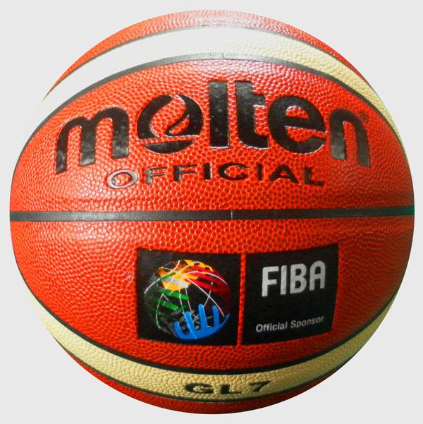 Free Shipping Molten Basketball GL7, PU Material, 630g, 12pcs/lot(China (Mainland))
