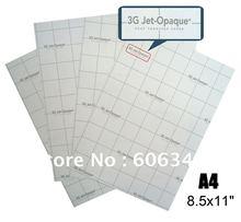 heat transfer paper promotion