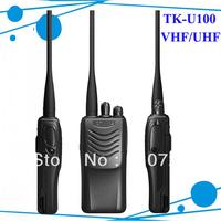 DHL Free Shipping 2pcs/lot 5W Long Distance TK-U100 VHF tku100 two way radio