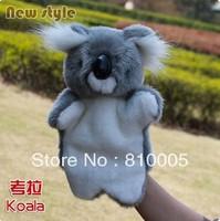 Free shipping Hand Puppet Plush Toy koala koala hand puppet animal Puppet Toys Wholesale