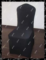 Free shipping-spandex chair cover ( black )