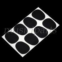 8pcs Mouthpiece patches pads cushions Alto/Tenor Saxophone black