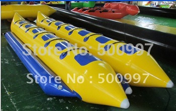 2013 inflatable banana boat with 12 seater