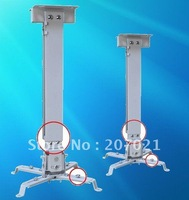 Freeshipping!!! Universal lcd dlp led projector ceiling mount bracket 43cm-65cm