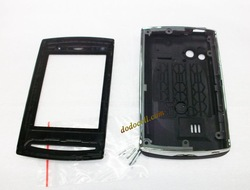 Hot sale! For Sony Ericsson Xperia X10 Mini Pro U20i housing case cover with keypad, Free shipping!!(China (Mainland))