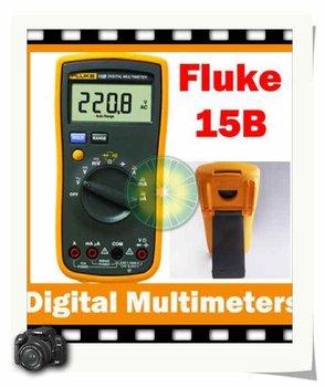 FLUKE 15B F15B Digital Multimeter Meter Brand New Free shipping