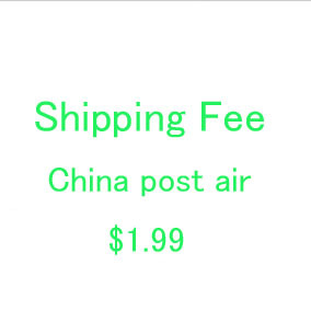 extra 1.49$ shipping cost(China (Mainland))