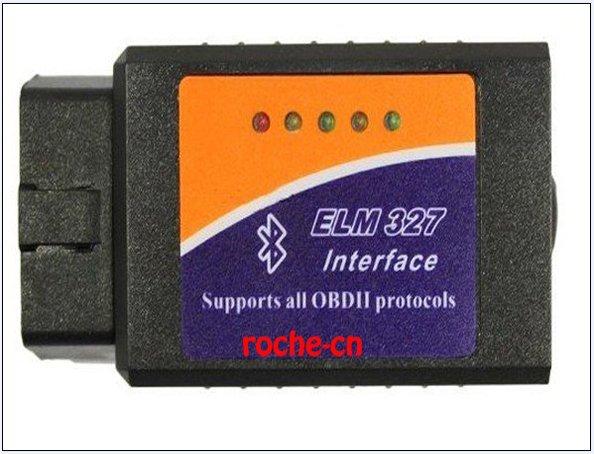 ELM327 Bluetooth software OBD2 Scanner Tool--(1)(China (Mainland))