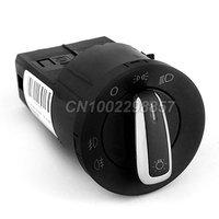 Chrome HeadLight Switch Control Volkswagen Jetta Bora Golf Mk4 Lupo Polo New Beetle Passat B5 B5.5 Sharan Replace VW 3BD 941 531