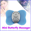 2pcs/lot Mini Losing Weight Slimming Butterfly Massager Cheap Body Arm Leg Muscle Massage  Dropshipping Free Shipping HH0325