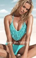 Retail bikini,tassel bikini/Hot selling swimwear  tassel swimwearFashion bikin, Sexy Silk bikini