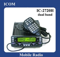 DHL Free shipping 50Watts ICOM IC 2720H Dual Band ICOM Vehicle Raidos with Free Microphone