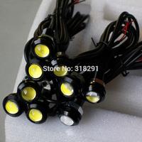 10x 3W 12VSlim car led reversing light eagle eye lamp Backup Stop Tail daytime running light White Color 1