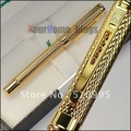 Crocodile 218 executive complete golden raised roller ball pen free shipping