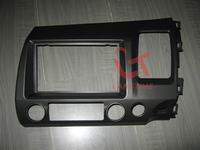Ems shipping--car refitting dvd frame/dvd panel/audio frame for Honda Civic (Right), 2DIN