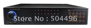 Free shipping CCTV H.264 16CH D1 DVR Recorder MT-D8516V