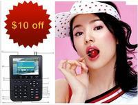 Free shipping 100% original with retail pack digital satellite finder WS6906, satlink ws6906 sat finder meter/digital sat finder