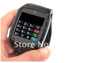 DHL ,free shipping,New! 2012 genuine semi intelligent watch mobile phone, waterproof steel TW810 section watch mini( make call)