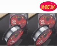 Crazy wholesale price , nylon fishing line ,nylon line , 0.165-0.45mm diameter 100meters spool connection  free shipping