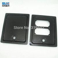 The American style plastic bracket to single cast coin door  arcade coin door