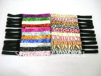 DHL  Free shipping sport  glitter  headband 300pcs/lot , 47 colors in stock.
