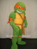 2012 Teenage Mutant Ninja Turtles mascot  costume