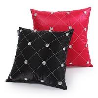 #354 New arrival handmade diamond luxury design pillow/cushion /pillow case cover freeshipping--min order 1pcs
