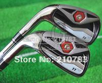 New Left Golf Clubs R.11 Golf irons Set 4-P.A.S(9pc)Dynamic Gold S300 Flex Golf steelshaft irons Club set  Free Shipping